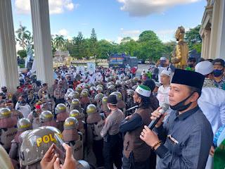 Tolak RUU HIP Walau Berseberangan Dengan Partai, Kamaludin : Apapun Resiko Partai Saya Siap