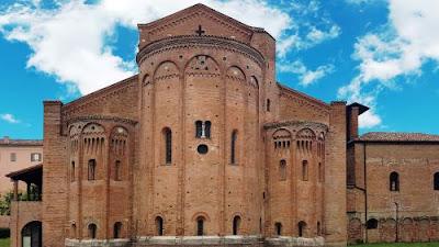 Abbazia Nonantola - modena - Gite fuori porta Emilia Romagna.