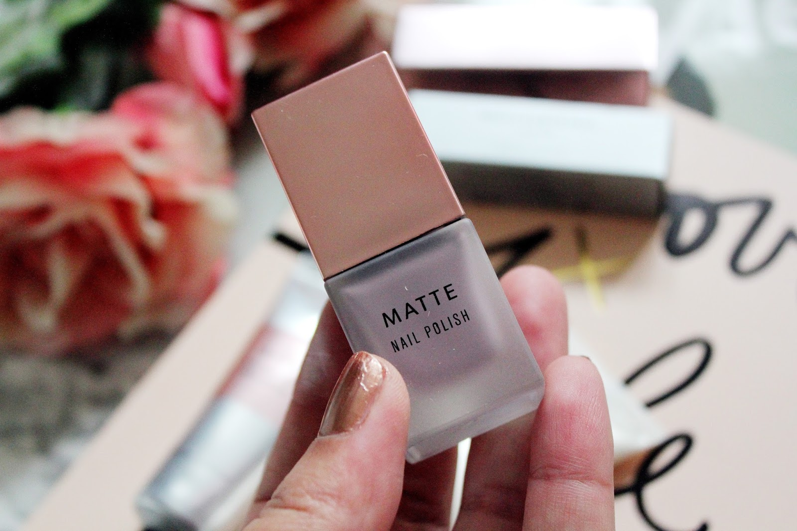 Beauty: Trying Out New Look Beauty   FASHION-TRAIN   Bloglovin\'