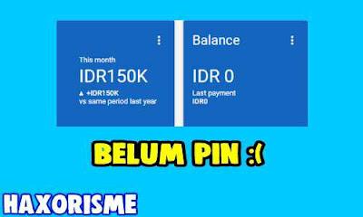 Masalah Notifikasi PIN Adsense