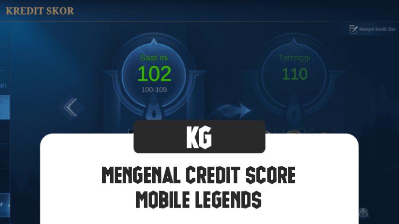 Credit score mobile legends