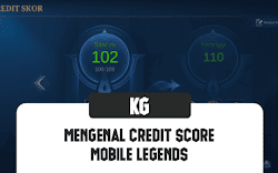Mengenal Credit Score Mobile Legends dan Kegunaanya