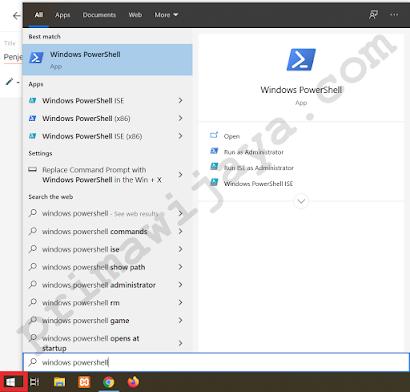 Pengertian Windows PowerShell