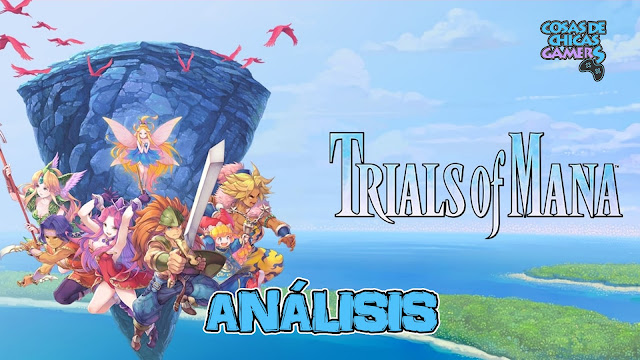 Análisis de Trials of Mana para Nintendo Switch