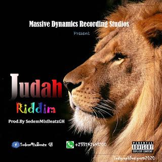 Free Beatz - Judah Riddim [Prod.By SedemMixBeatzGH]