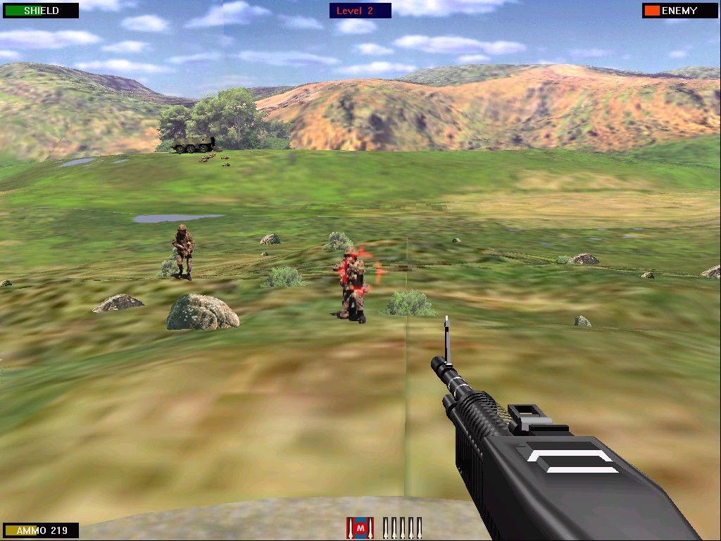 تحميل لعبة مدفع الشاطئ 2002