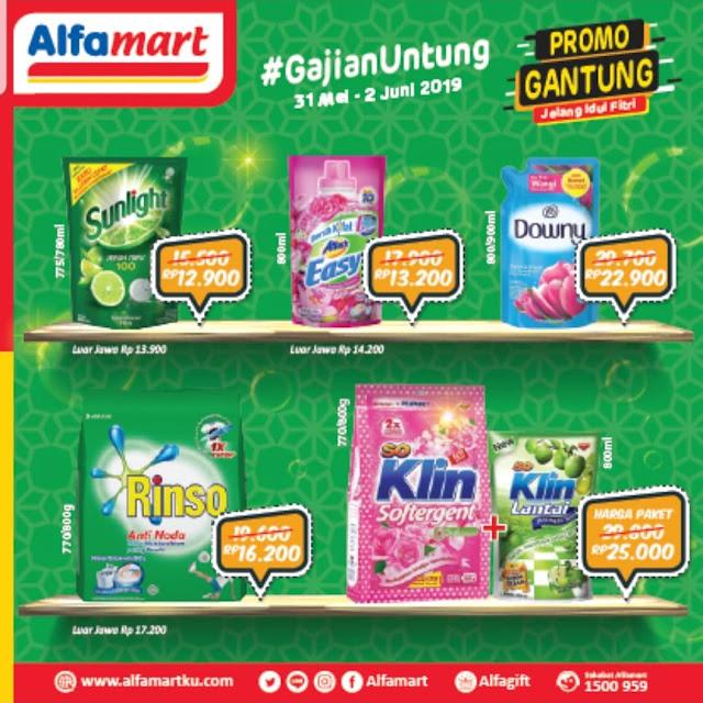 #Alfamart - #Promo #Katalog GANTUNG Periode 31 - 02 Juni 2019