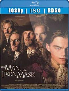 El hombre de la máscara de hierro (1998) BD50 [1080p] Latino [GoogleDrive] SilvestreHD
