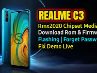Download Rom Official / Flashing Realme C3 Rmx2020 Mediatek Lupa Password, Pola, Fix Demo