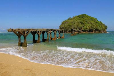 akcayatour, Pantai Jembatan Panjang, Travel Malang Semarang, Travel Semarang Malang, Wisata Malang