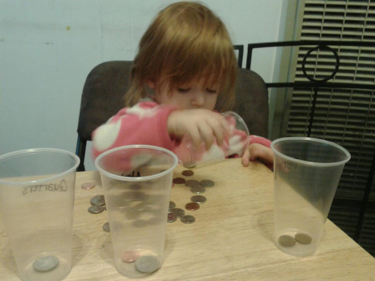 A Pirate School C Is For Coin