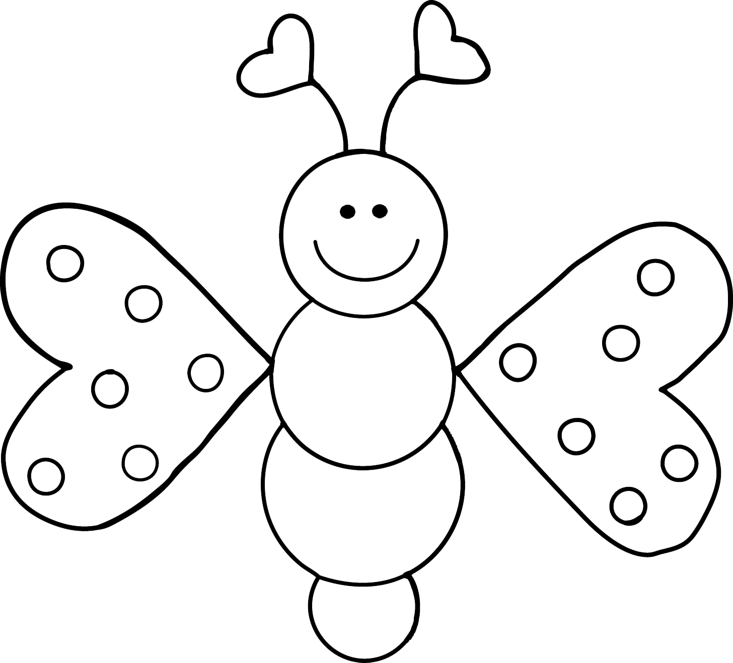 This is a picture of Punchy Xname The Love Bug Free Coloring Pages
