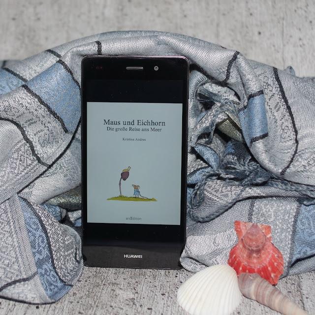 [Books] Kristina Andres - Maus und Eichhorn: Die große Reise ans Meer
