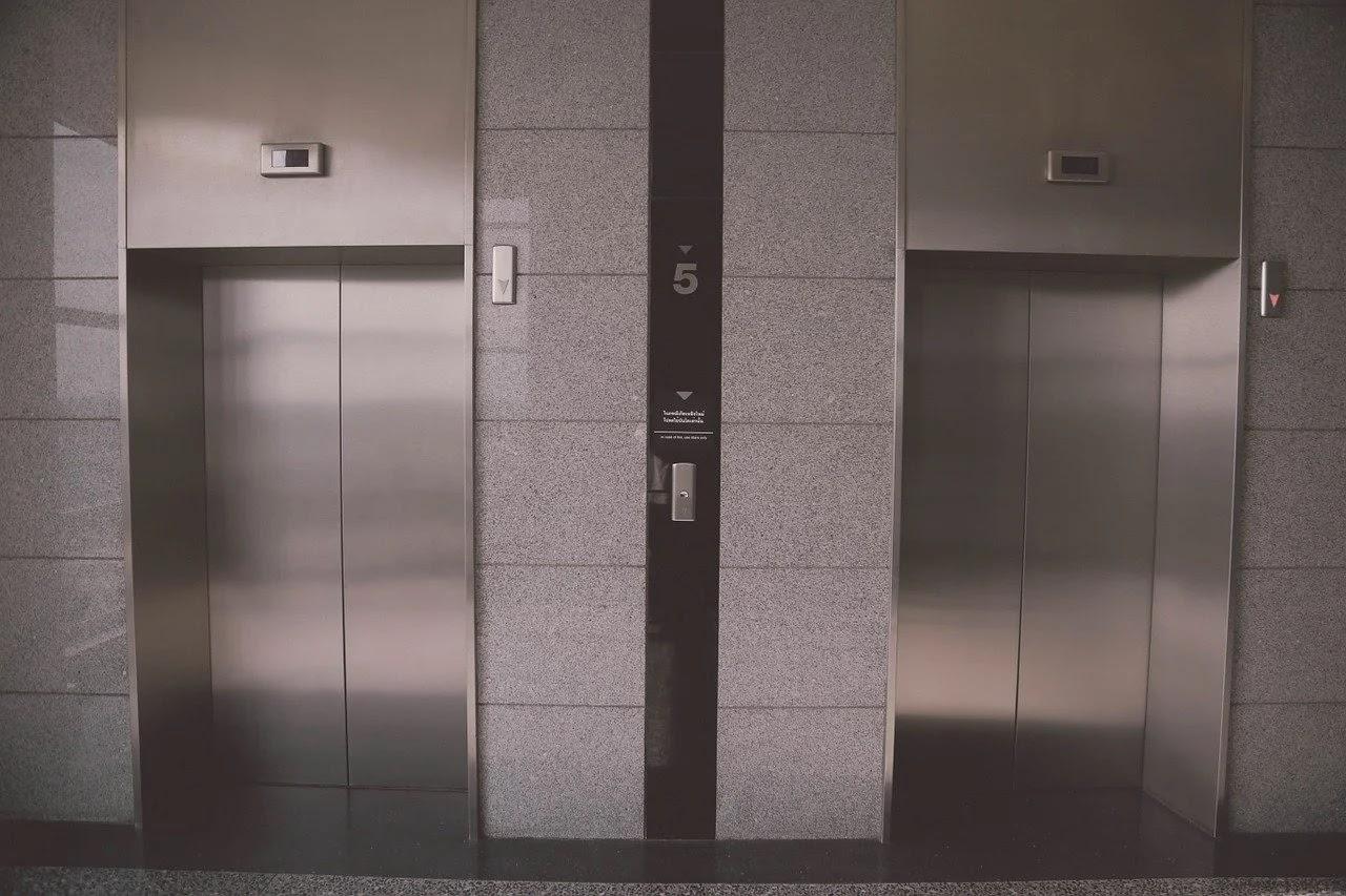 The elevator ritual