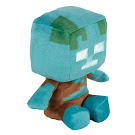 Minecraft Drowned Jinx 4.5 Inch Plush