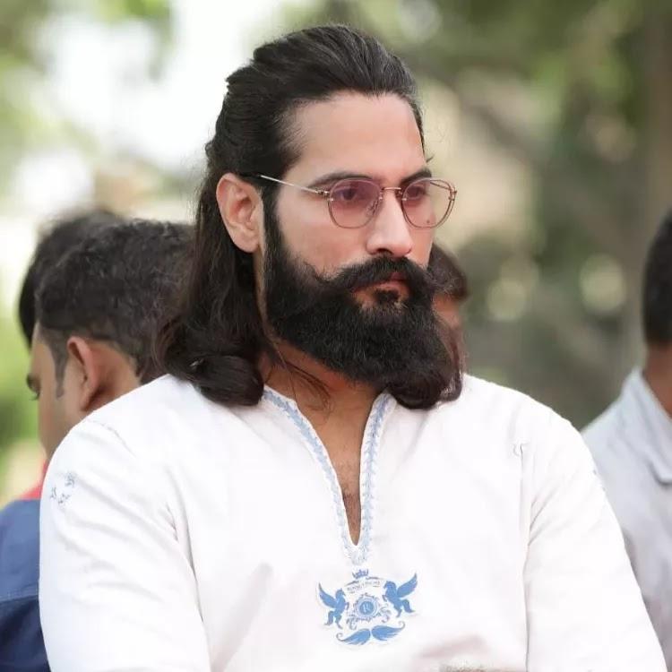 Mr. Ranawat Hairstyles