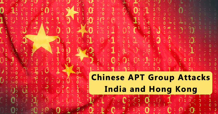 Chinese APT Group Attacks India and Hong Kong With New Variant of MgBot Malware & Android RAT