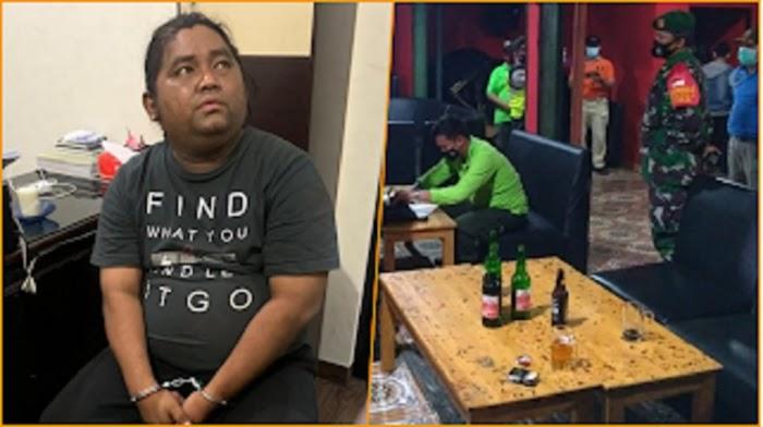 Bripka Cornelius Pesan Miras sampai Mabuk dan Kafe Tutup tapi Ogah Bayar karena Mahal