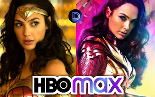 Wonder Woman 1984 Reportedly Release on HBO Max after Theatrical