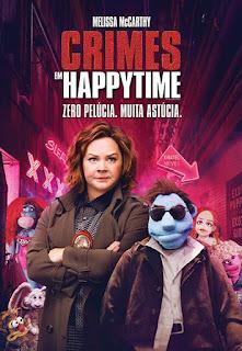 Crimes em Happytime - BDRip Dual Áudio