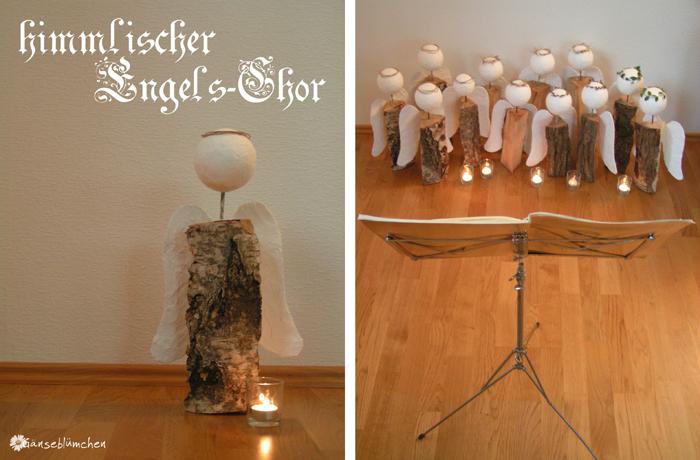 g nsebl mchen himmlischer engels chor. Black Bedroom Furniture Sets. Home Design Ideas