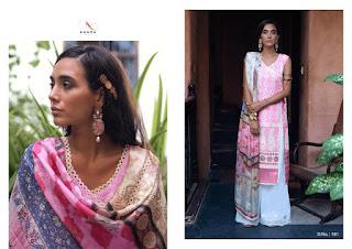 Kaara Suits Qulamkar lawn Collection pakistani Suits