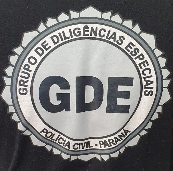 GDE cumpre mandado de prisão no centro de Laranjeiras por porte ilegal