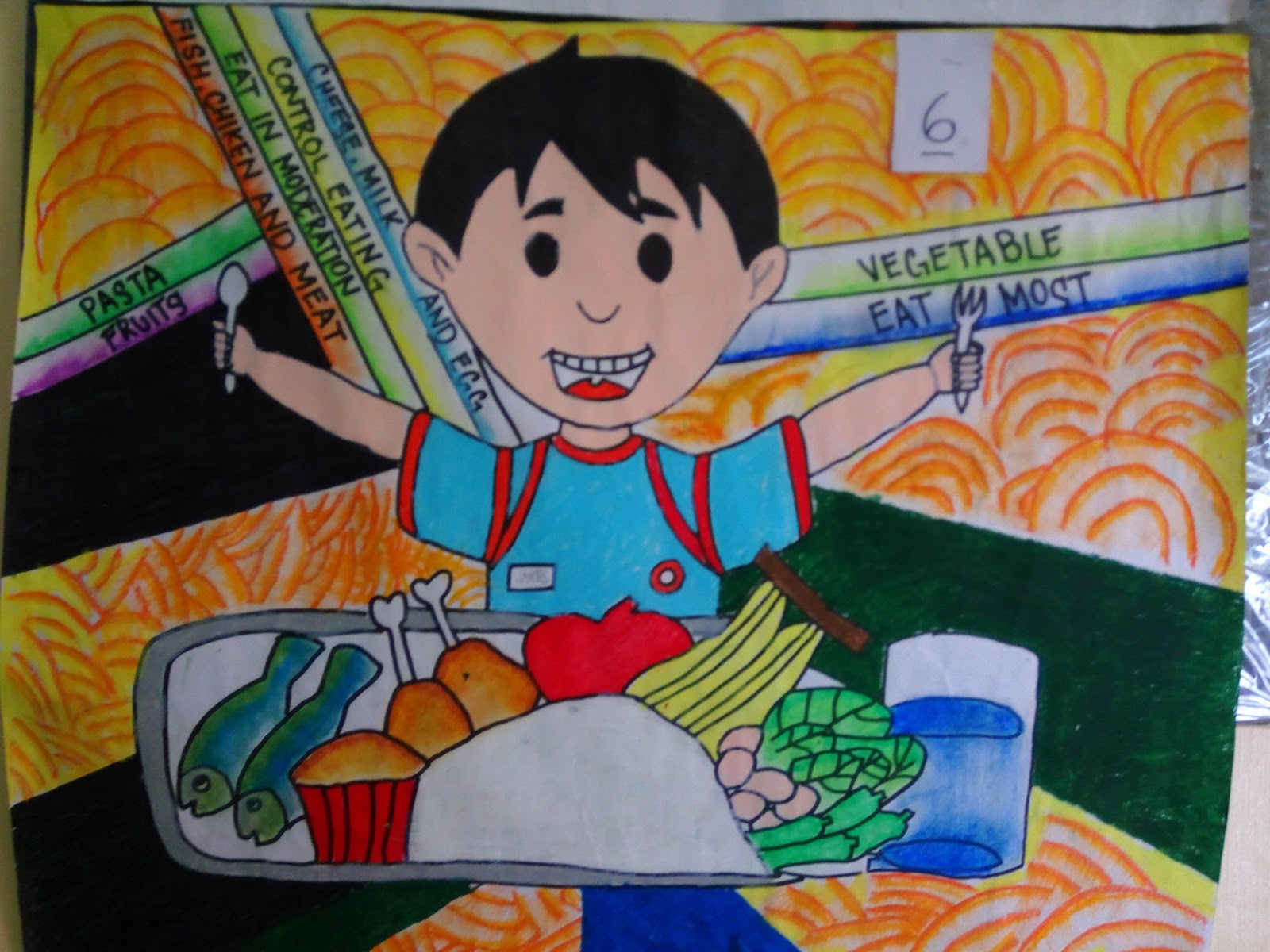 nutrition month sample posters