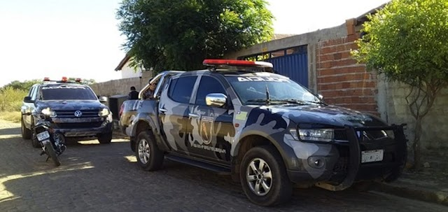 Suspeito de estrupo de vulnerável é preso 19 anos após o crime na cidade de Inhuma