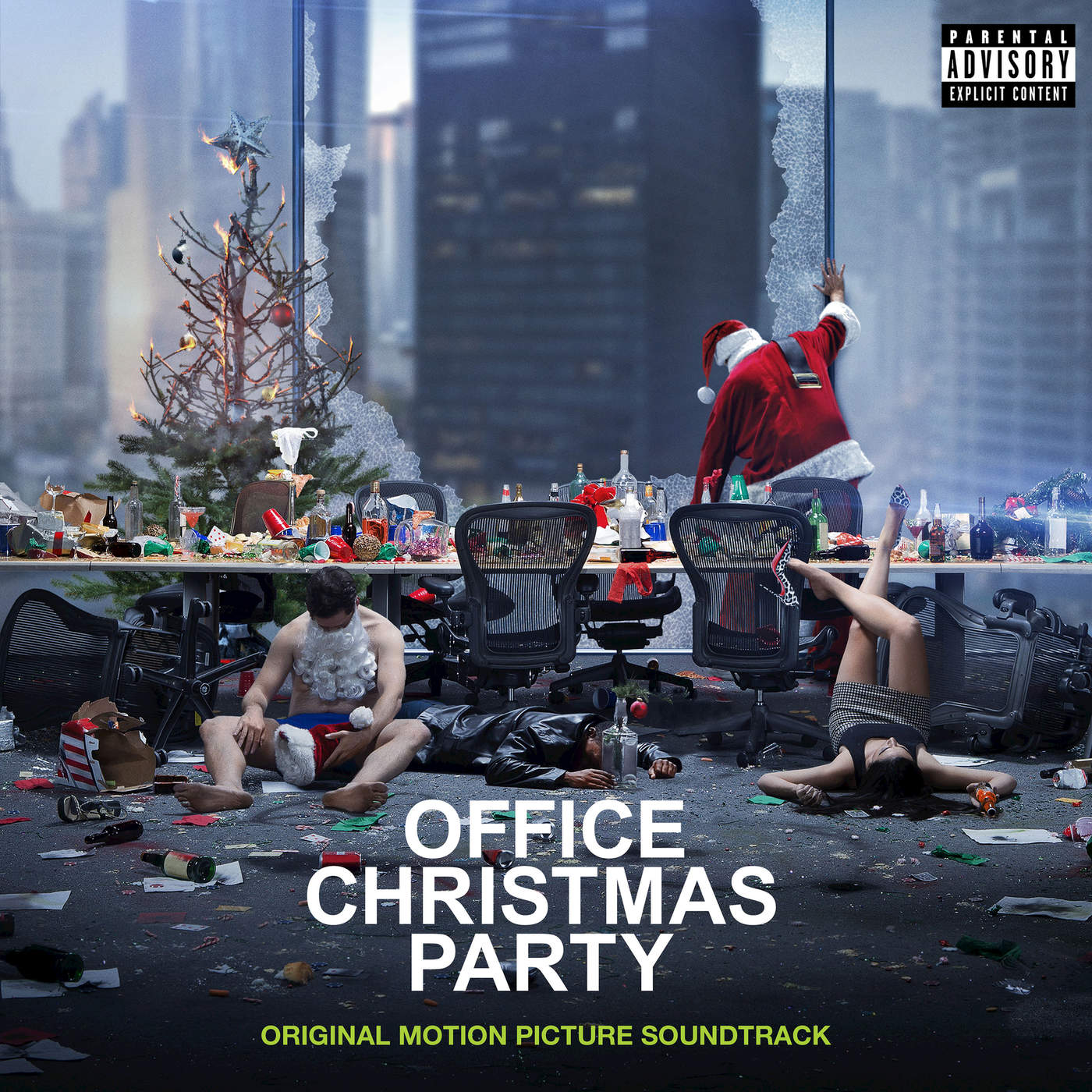 Various Artists – Office Christmas Party (Original Motion Picture ...