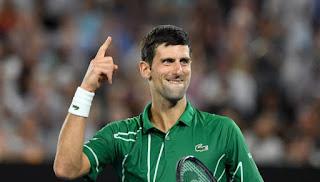 Fans welcome as Djokovic event helps tennis emerge from coronavirus