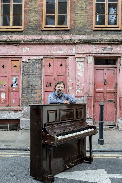 Andre de Ridder Artistic Curator Spitalfields Music Festival 2017 (Photo Brian Sweeney)