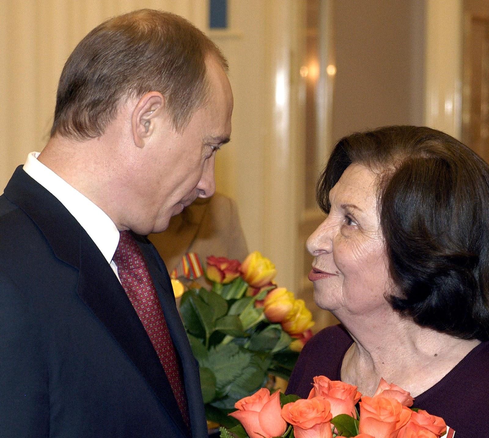 Goar Vartanyan: Celebrated Soviet Spy Dies At 93