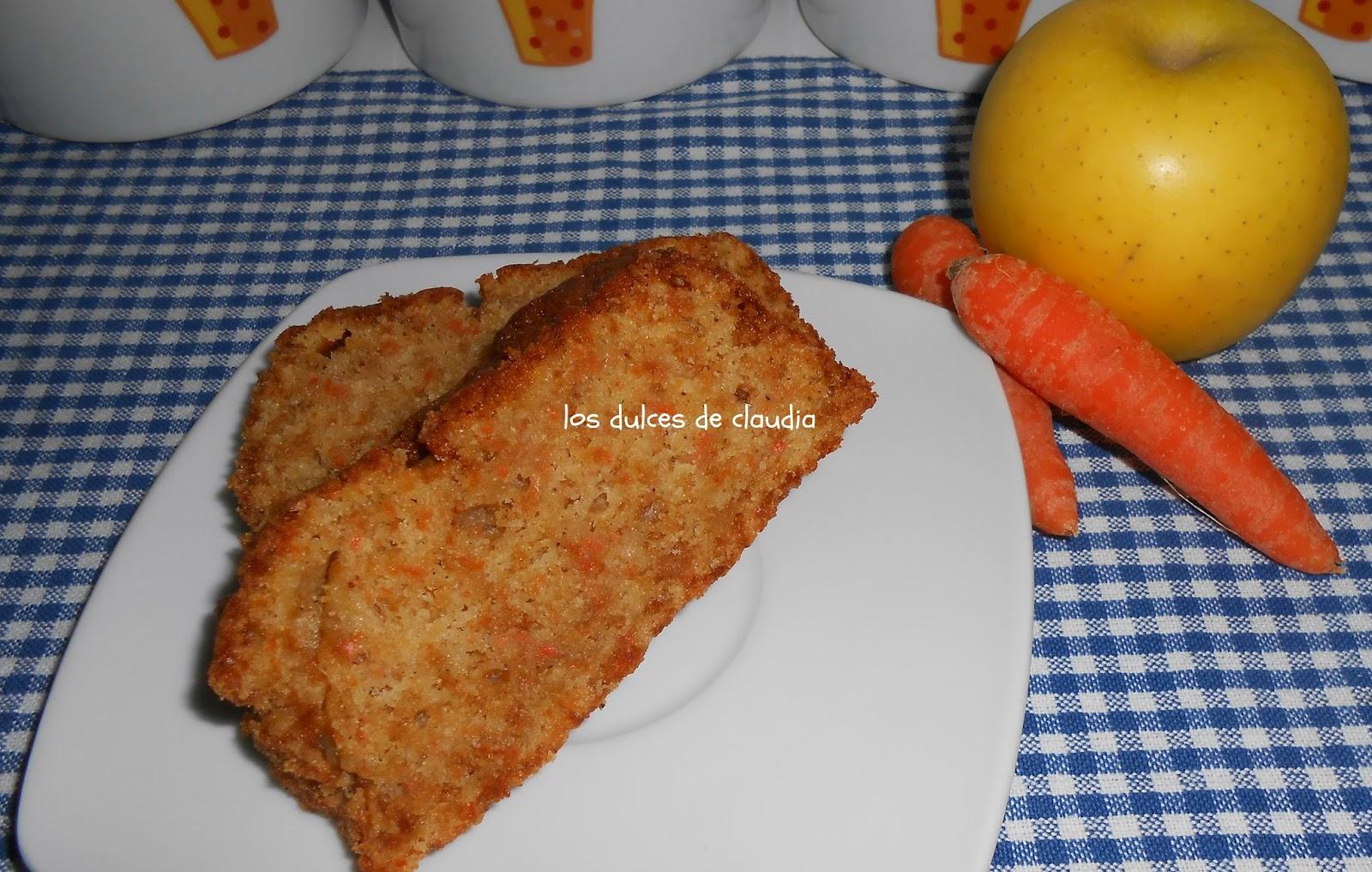 bizcocho-zanahoria-manzana