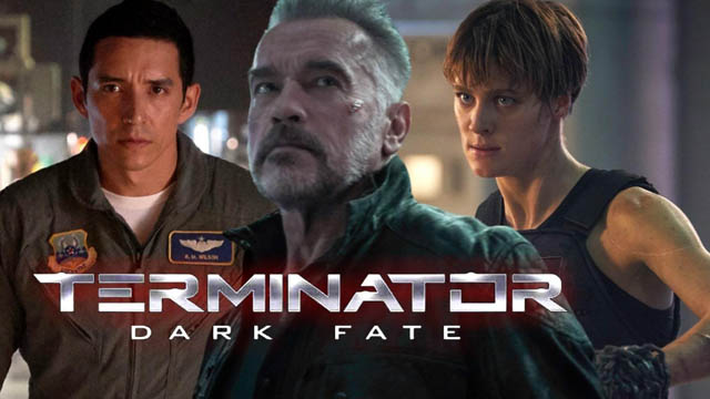 Terminator: Dark Fate (2019) Movie [Dual Audio] [ Hindi + English ] [ 720p + 1080p ] BluRay Download