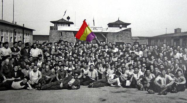 Presos españoles en Mauthausen