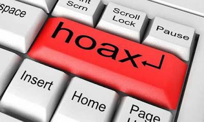 Ini Penyebab Hoax Tetap Marak