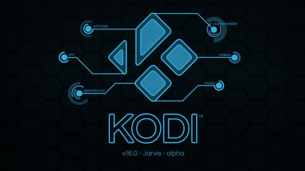 KODI 16.0 JARVIS
