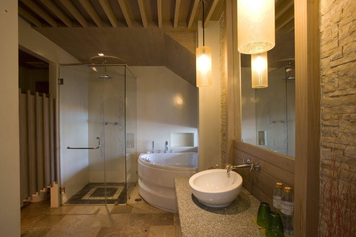 Gambar Desain Interior Minimalis Desain Kamar Mandi Design Rumah  Interior Rumah  Interior