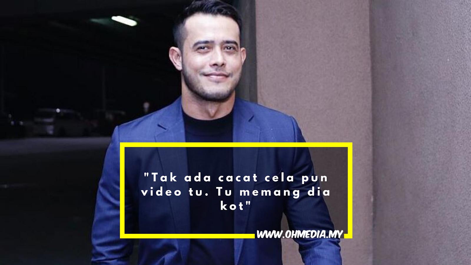 Video) Zul Ariffin Tutup Akaun Instagram Sebab Video Lucah