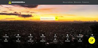 Desarrollo app web guiaclasificadoscolombia.com