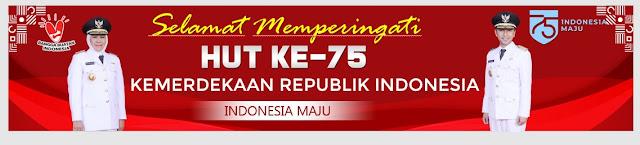 Desain Mentahan Spanduk Banner MMT HUT RI ke 75 Yang Keren ...