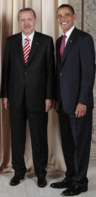 Obama and Erdoğan