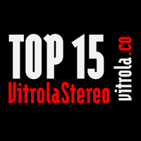 ▶ Top 15 by Vitrola Stereo, week of Oct. 24 2020
