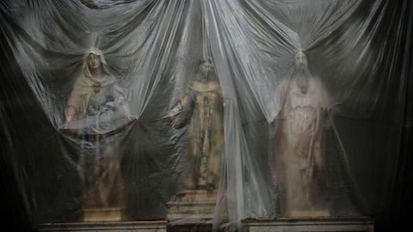 Las piedras que sostienen la Fe en Cádiz