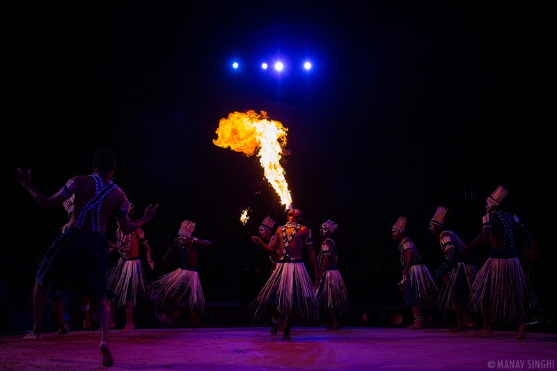 Siddhi Dhamal Folk Dance From Gujarat