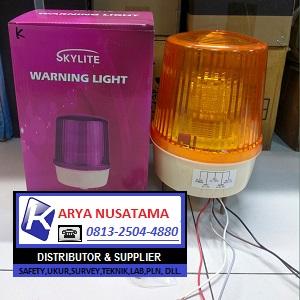 Jual Lampu Mobil AC DC Amber 24Volt di Malang