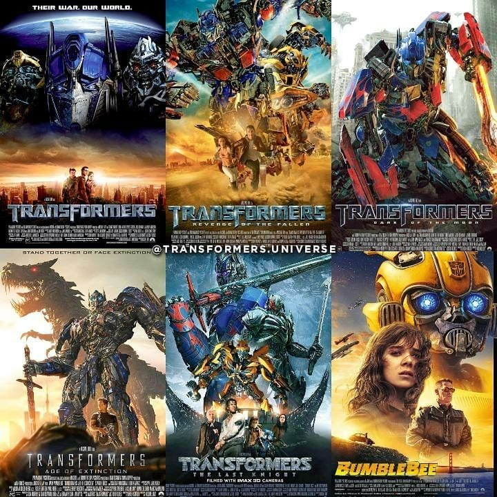 TRANSFORMERS COLLECTION TAMIL DUBBED HD PLAYTAMILDUB