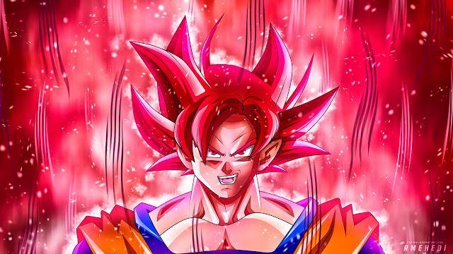 Goku Anime Papel de Parede 4k, hd. Download grátis
