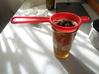 make propolis infused oil